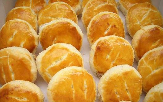 广东潮州点心老婆饼的由来 老婆饼的制作方法【棱人
