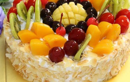生日快乐与生日蛋糕 蛋糕的起源【初妍】